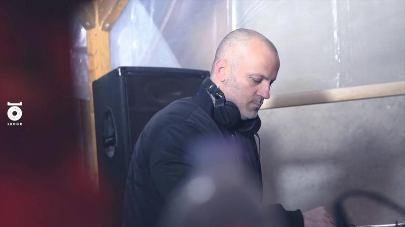 Luciano Esse in 180gr OFF (interview live) - Epp! il Borgo Elettronico, Dec 2018