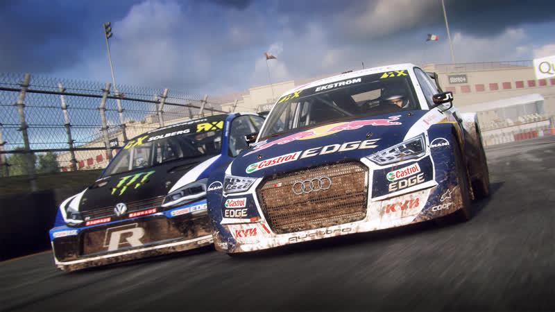 Константин_Кадавр - DiRT Rally 2.0 срулём на плойке