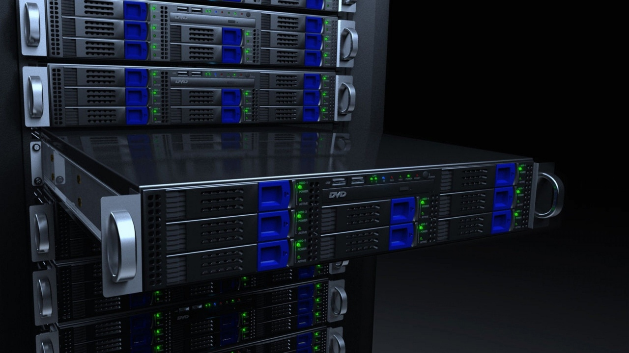 сервер хостинга
