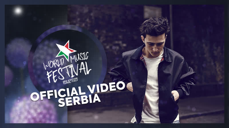 Zak Abel — Love Song — Serbia — Official Music Video — World Music Festival 3
