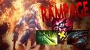 Звездец ✔ Прощальный Rampage На Huskar ✔ Dota 2