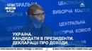 Юлія Тимошенко та Володимир Зеленський подали декларації за 2017 рік –НАШі новини від 10:00 29.01.19
