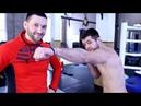 Передвижения в боксе и работа на ногах Уроки Бокса для начинающих Урок 3