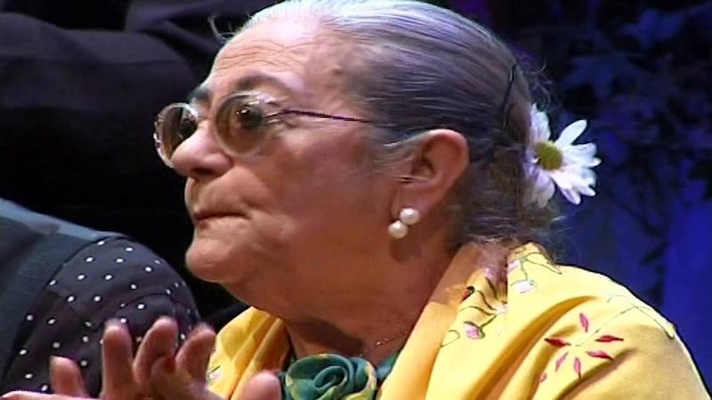 Triana Pura Villancicos por tangos de Esperanza la del Maera Actuación en directo OFICIAL
