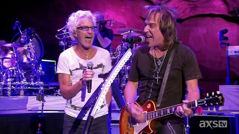 Chicago REO Speedwagon - Live at Red Rocks 2014 - HD