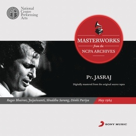 Pandit Jasraj альбом From the NCPA Archives