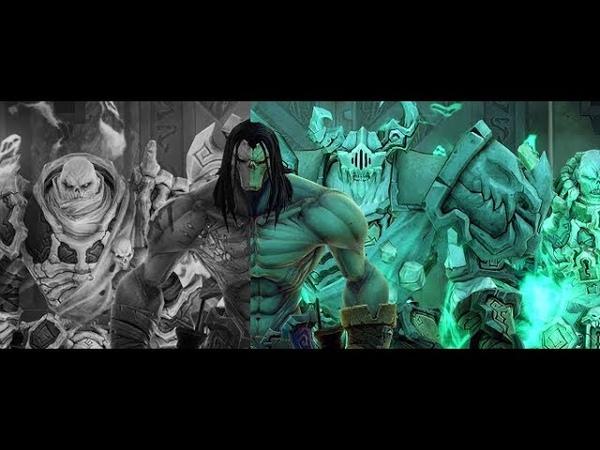 Крупная торговая сеть засветила Switch версии Biomutant и Darksiders II Deathinitive Edition