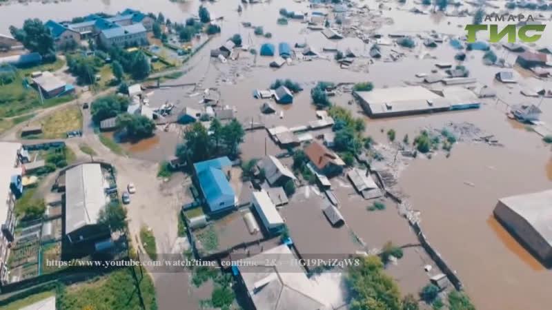 На летний отдых в самарский лагерь приехали почти 100 детей из Иркутской области. Малыши пережили стихийное бедствие
