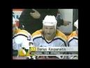 Darius Kasparaitis beats Grant Fuhr with an easy shot vs Blues (1998)