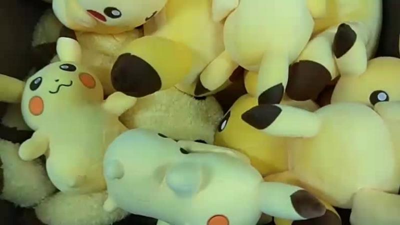 Мягкие игрушки!! Кавай! Пикачу, Тоторо, няшности!