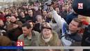 В Севастополе провели торжественное собрание в честь бойцов Беркута