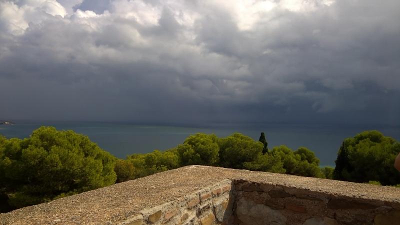 Крепость Малаги (Алькасаба-Хибральфаро Монументальный ансамбль)