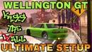 Wellington GT Ultimate Setup Test Drive! Nissan Silvia S13 CarX Drift Racing