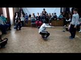 Егор - Андрей 1 круг