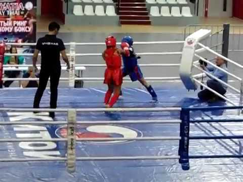 Улан-Удэ Открытый ринг по тайскому боксу среди клубов и секций 2018 13.10.2018 г Ч.11