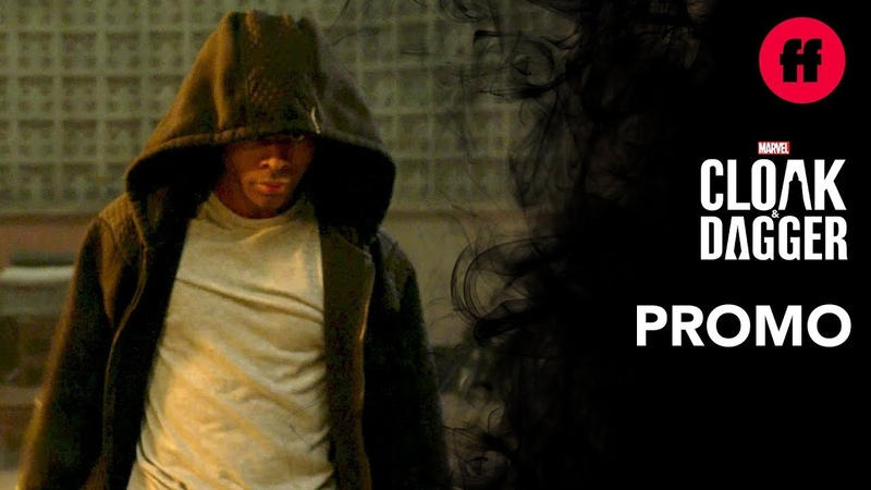 Marvels Cloak Dagger Promo | Tyrone Tandy Level Up | Freeform