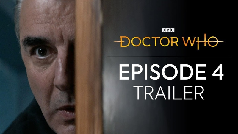 Episode 4 Trailer | Arachnids In The UK | Doctor Who