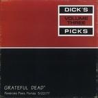 Grateful Dead альбом Dick's Picks Vol. 3: 5/22/77 (Hollywood Sportatorium, Pembroke Pines, FL)