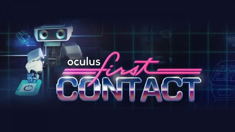 Oculus First Contact VR - Elisma en Alina