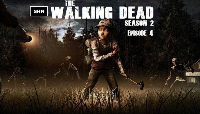 TTG The Walking Dead Season 2 Episode 4 1080p60fps Full HD Walkthrough Longplay No Commentary
