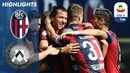 Bologna 2 1 Udinese Bologna Come From a Goal Down to Claim Victory Serie A