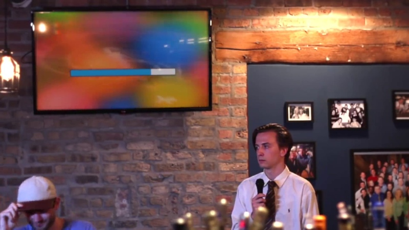 Yikes... This Guy Showed Up To A Karaoke Bar To Sing Tequila
