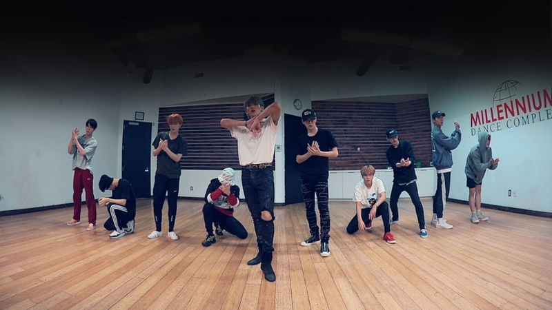 NCT 127 엔시티 127 Regular (English Ver.) Dance Practice