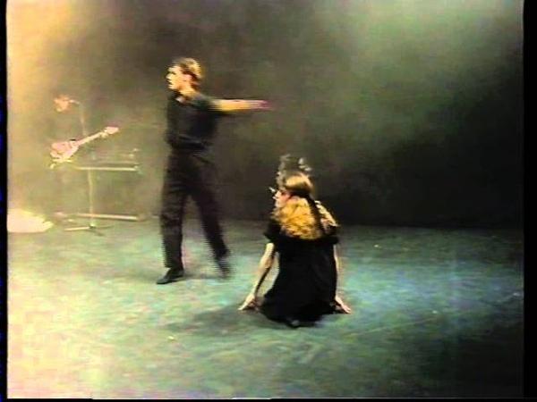 THE CURE - Siamese twins (Ballet Riverside BBC, 17th March 1983) - HQ color version !