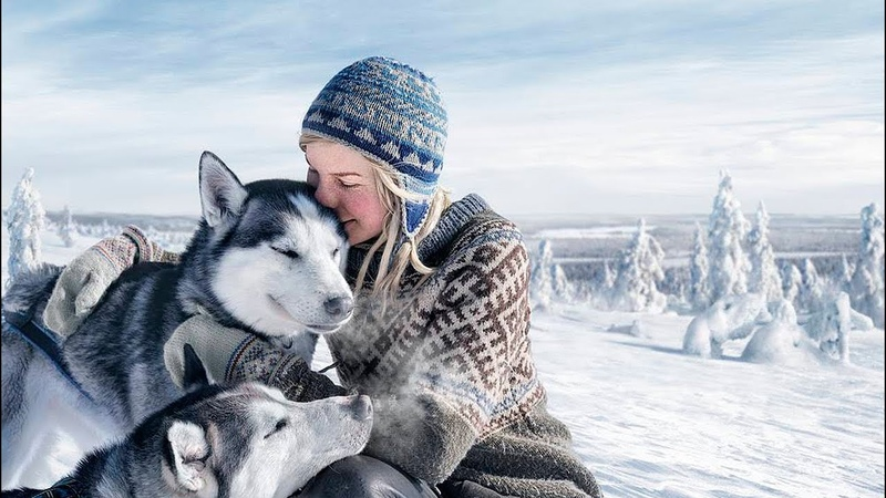 Call of the Wild - Tinja and her dogs from the Finnish Lapland