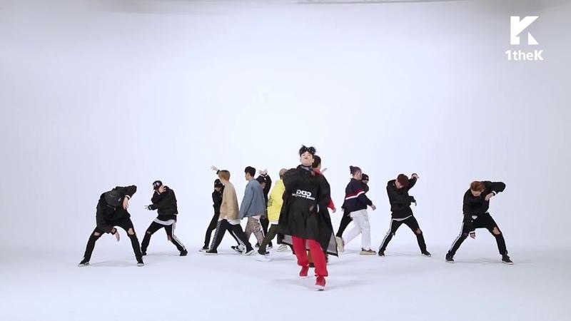 Block B - Shall We Dance Mirrored Dance Practice