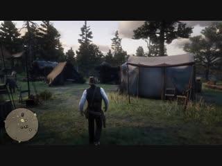 Red Dead Redemption 2 Blurry Textures_Poor Graphics