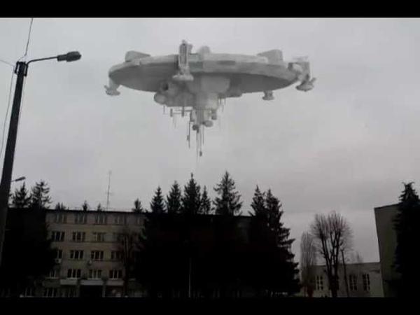НЛО в Харькове!.mpg