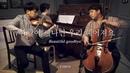 CHEN 첸 '사월이 지나면 우리 헤어져요 (Beautiful goodbye)(violin,cello,piano cover) - LAYERS (레이어스 커버)