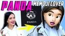 PANDA CYGO MEMOJI COVER BY NILA MANIA