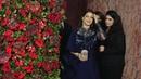 Juhi Chawla At Deepika Padukone And Ranveer Singh's Reception in Mumbai