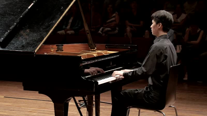 793, 548 J. S. Bach - Sinfonia No.7 in E minor, BWV 793 Fugue in E minor Wedge, BWV 548 - Stephen Hung, piano