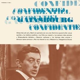 Serge Gainsbourg альбом Confidentiel