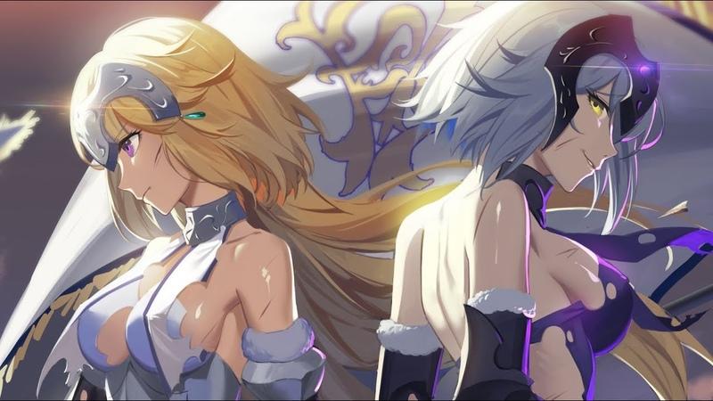 【綜漫燃向MAD】賭上這把劍的榮耀,我會守護你到最後