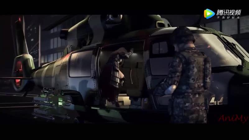 Превзойти богов Чёрные войска Xiong Bing Lian 7 Серия