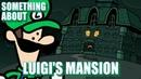 Something About Luigis Mansion ANIMATED 👻😱👻 Loud Sound/Flashing Lights Warning
