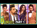 ITA Awards 2017 Full Show Red Carpet UNCUT Part 1 Jennifer Winget Nakuul Mehta Helly Shah