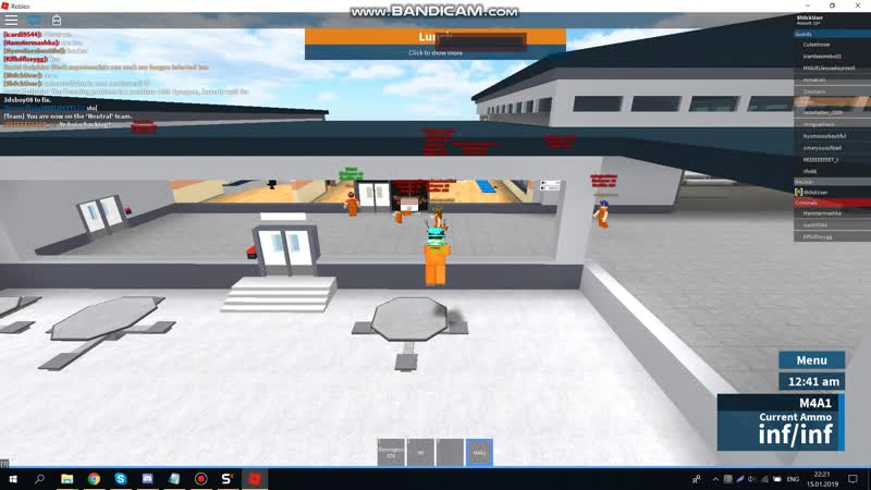 Roblox Exploiting 1. Prison Life Cyberbullying