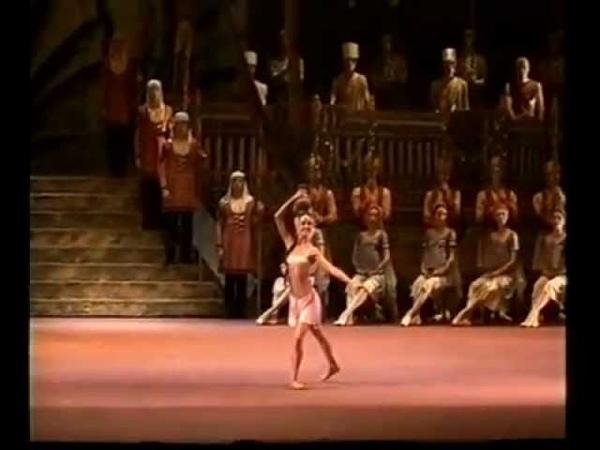 Danse Manu Bolshoi Ballet La Bayadere