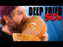 Deep Fried McDouble 50x - Epic Meal Time