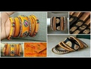 Matching Silk Thread Bangles Ideas For Your Dress