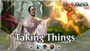 Grixis Taking Things Steal and Sacrifice Deck Guide and Gameplay for MTG Arena