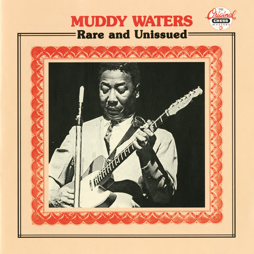 Muddy Waters альбом Rare And Unissued