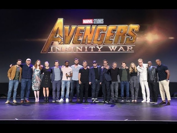 The Avengers Cast FUNNY Moments
