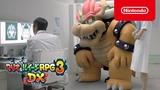 Обзорный трейлер Mario &amp Luigi Bowsers Inside Story + Bowser Jr.s Journey