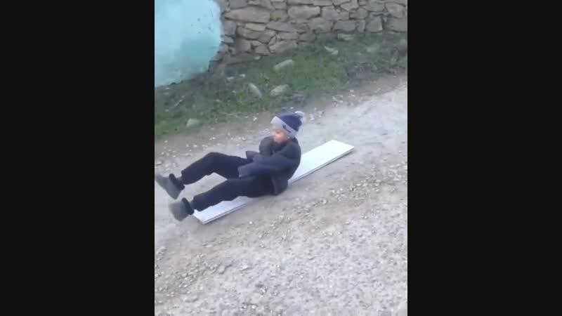 Зима в Дагестане - [Веселые Кавказцы]